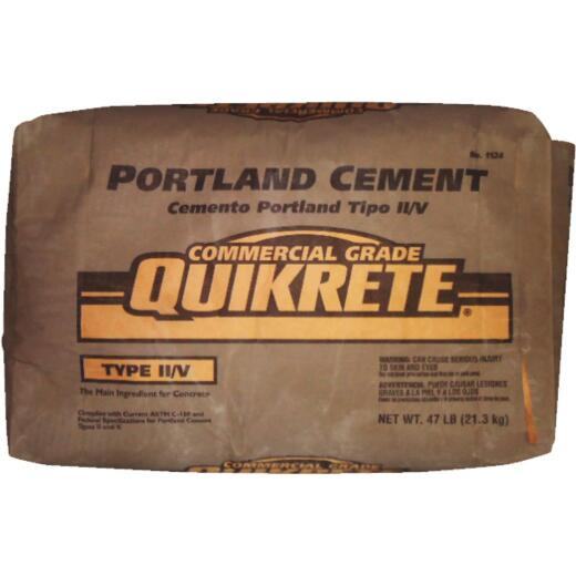 Quikrete 47 Lb Type II/V Portland Cement