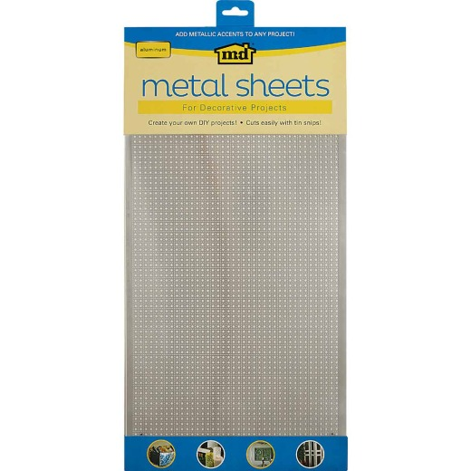 M-D 1 Ft. x 2 Ft. x .020 In. Lincaine Metal Sheet Stock