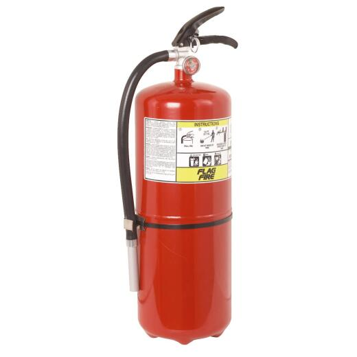 First Alert 20-A:120-B:C Rechargeable Commercial Grade Fire Extinguisher
