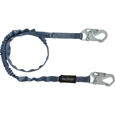 Fall Tech 6 Ft. Shock Absorbing Lanyard