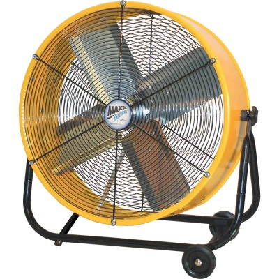 Ventamatic Maxx Air 24 In. 2-Speed Direct Drive Drum Fan