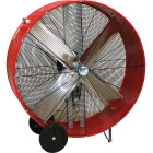 Ventamatic Maxx Air 42 In. 2-Speed Belt Driven Industrial Drum Fan Image 1