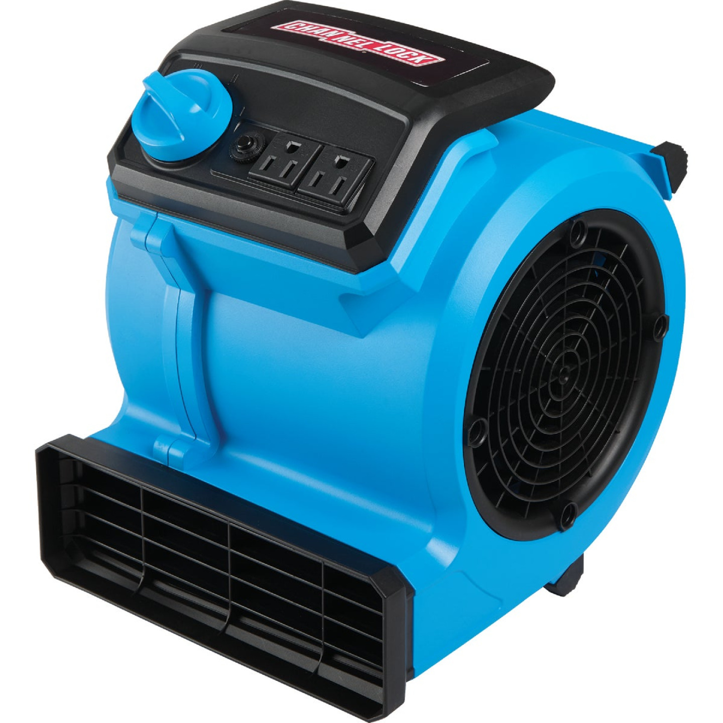 Channellock 3-Speed 3-Position 550 CFM Air Mover Blower Fan Image 1