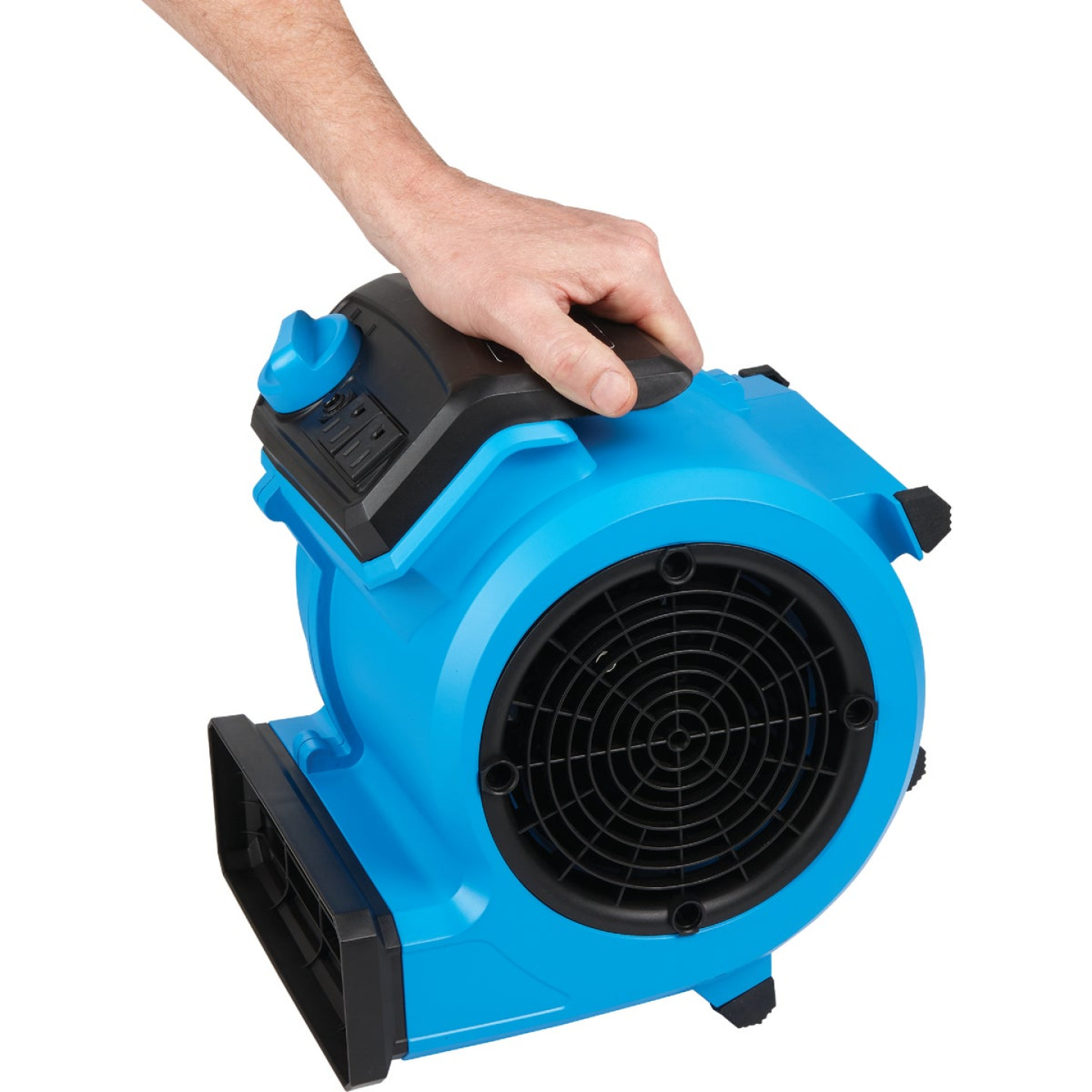 Channellock 3-Speed 3-Position 550 CFM Air Mover Blower Fan Image 10