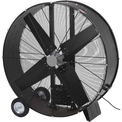 Best Comfort 42 In. 2-Speed Belt Driven Drum Fan