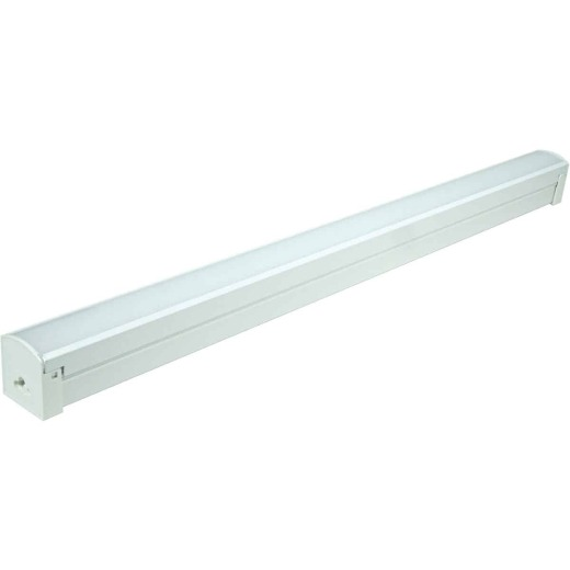 Satco Nuvo 2 Ft. LED Linkable Strip Light Fixture
