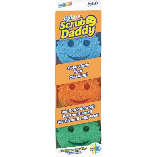 Scrub Daddy Cleasing Pad (3-Pack)