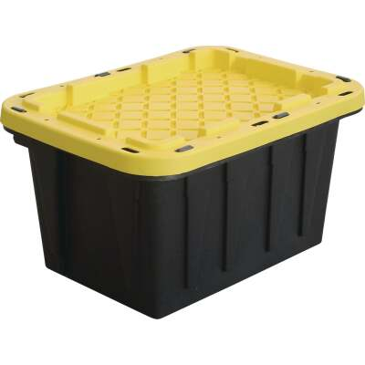 GSC 12 Gal. Strong Box Tote