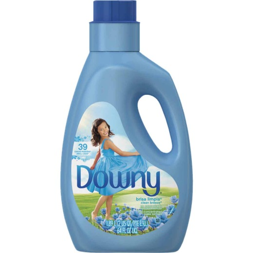 Downy 64 Oz. Clean Breeze Fabric Softener
