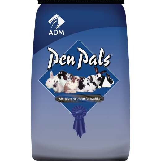 ADM Pen Pals 50 Lb. Rabbit Food Pellets