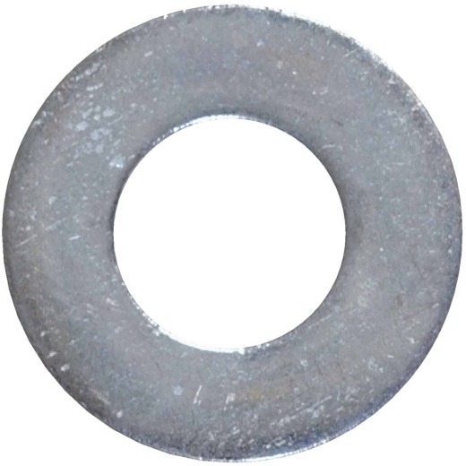 Hillman 5/16 In. Steel Hot Dipped Galvanized Flat USS Washer (100 Ct.)