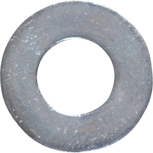 Hillman 1/4 In. Steel Hot Dipped Galvanized Flat USS Washer (100 Ct.)