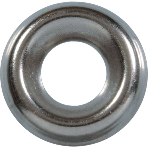 Hillman #10 Steel Nickel Plated Finishing Washer (10 Ct.)