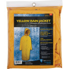 West Chester Large Safety Yellow PVC Trench Coat Image 2