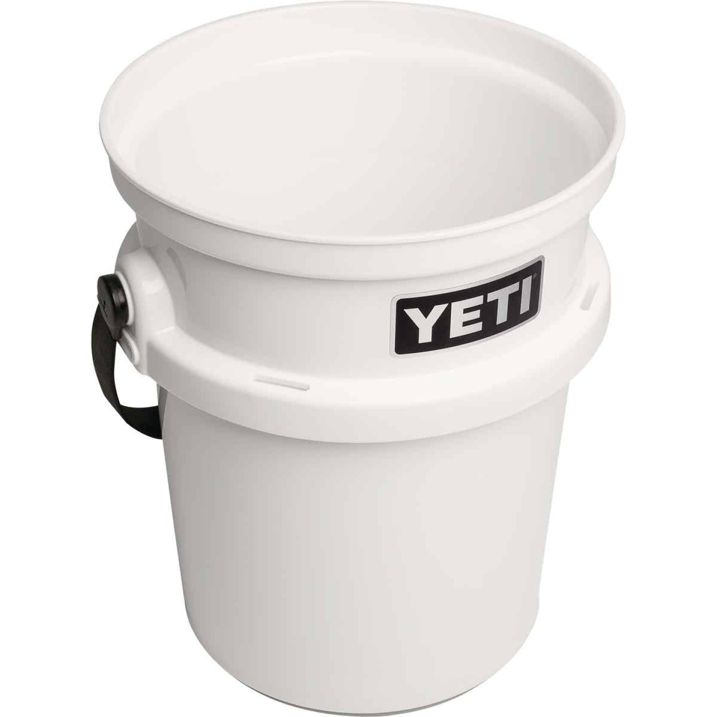 Yeti LoadOut 5 Gal. White Bucket Image 2